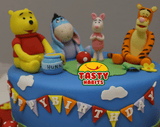 Winnie the Pooh and Friends - Tasty Habits  - 11