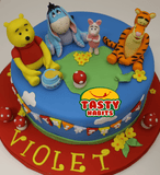 Winnie the Pooh and Friends - Tasty Habits  - 12