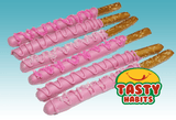 Double Dipped Pretzel Rods - Tasty Habits  - 6