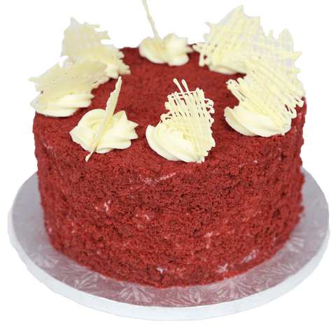 Red Velvet Cake - Tasty Habits  - 1