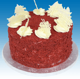 Red Velvet Cake - Tasty Habits  - 2