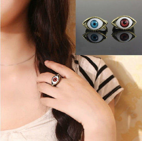 Vampire Eye Rings Vintage Ring - Promo Gift Items - Tasty Habits