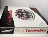 Fat Daddio's Turntable  cake stand - Party Supplies - Tasty Habits