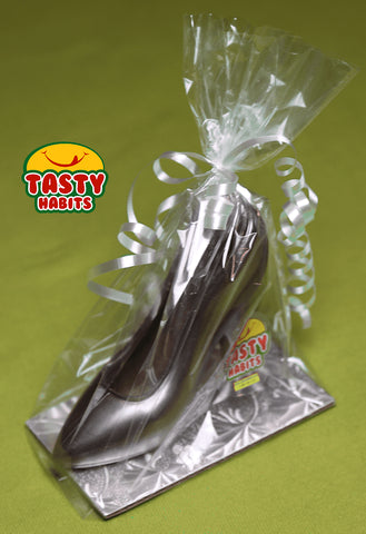 Edible Choclate Shoe - Large - Edible Chocolate Shoes - Tasty Habits Bakery