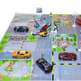 Toy Car Parking Lot Map - Promo Gift Items - Tasty Habits