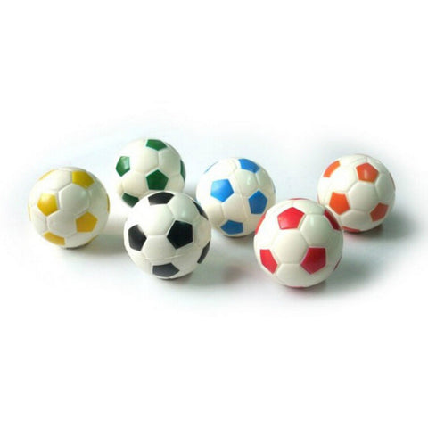 6.3cm Soft Foam Soccer Ball - Promo Gift Items - Tasty Habits