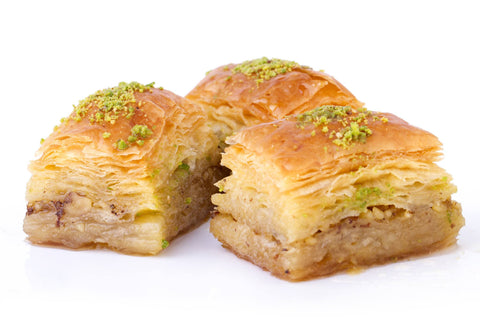 Baklava 0.50 KG - World Cuisine - Tasty Habits Bakery