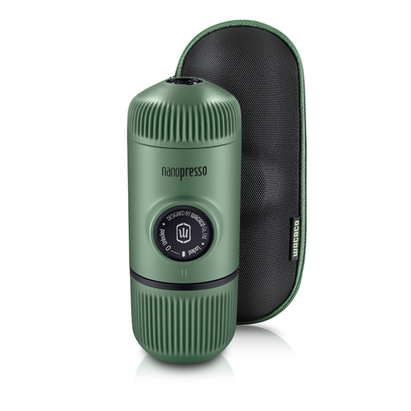 NANOPRESSO ELEMENTS MOSS GREEN - Wacaco