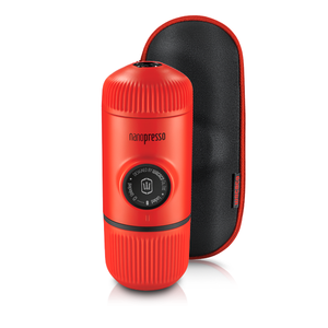 NANOPRESSO ELEMENTS LAVA RED (HK) - Wacaco