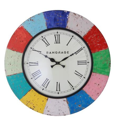 Handpainted Wall Clocks Online