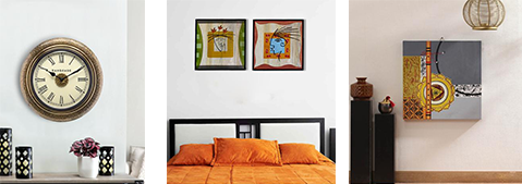 Wall Clocks Online Shopping India