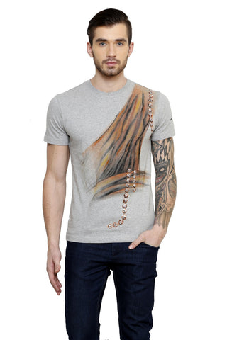 Hand-painted Drapes of Shiva T-shirt