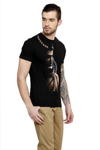Hand-painted Eternal Shiva T-shirt
