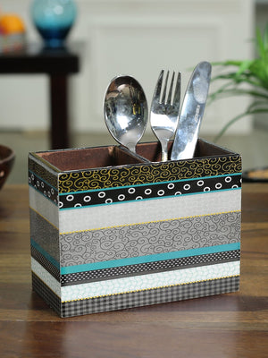 Contemporary Layers Cutlery Holder