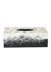 Hand-painted Nature's Slush Tissue Box Holder - RANGRAGE