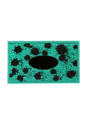 Hand-painted Color Droplets Tissue Box Holder - RANGRAGE
