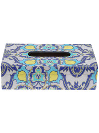 Handcrafted Persian Delight Tissue Box Holder
