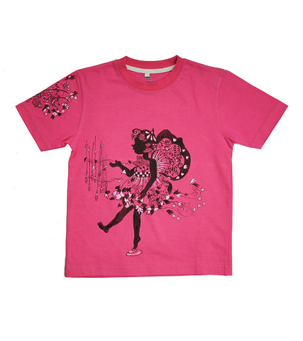 Hand-painted Doll T-shirt