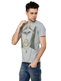 Hand-painted Royal Men T-shirt - RANGRAGE  - 3