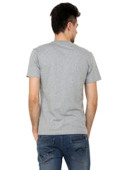 Hand-painted Vintage Car Grey T-shirt - Rang Rage  - 2