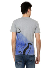 Hand-painted Music of Life T-shirt - Rang Rage  - 2