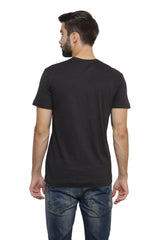 Hand-painted Egyptian Enigma Black T-shirt - Rang Rage