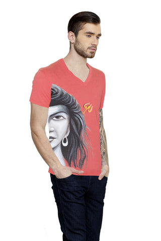 Hand-painted Epic Shiva T-shirt
