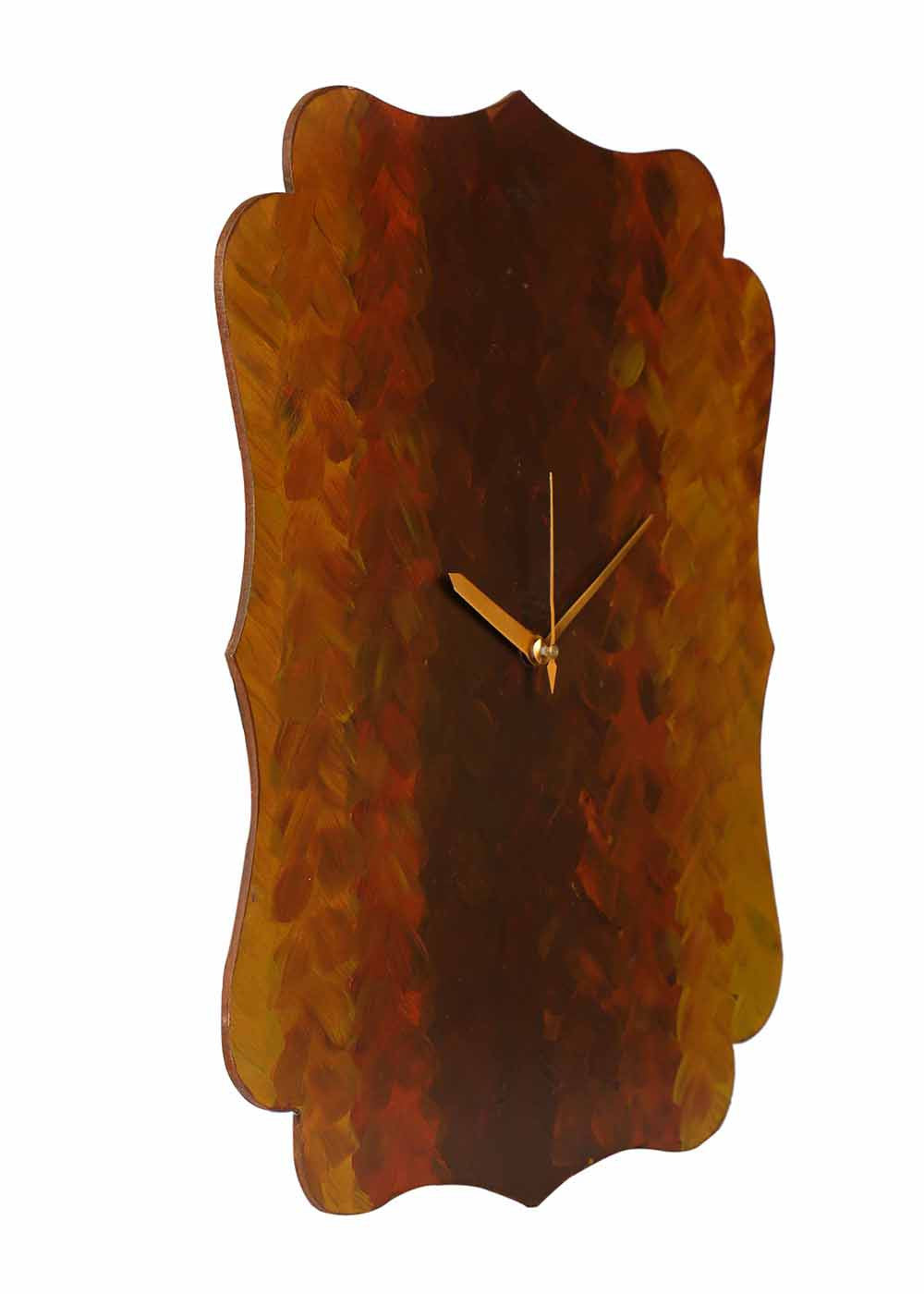 The Sunkissed Earth Wall Clock - RANGRAGE