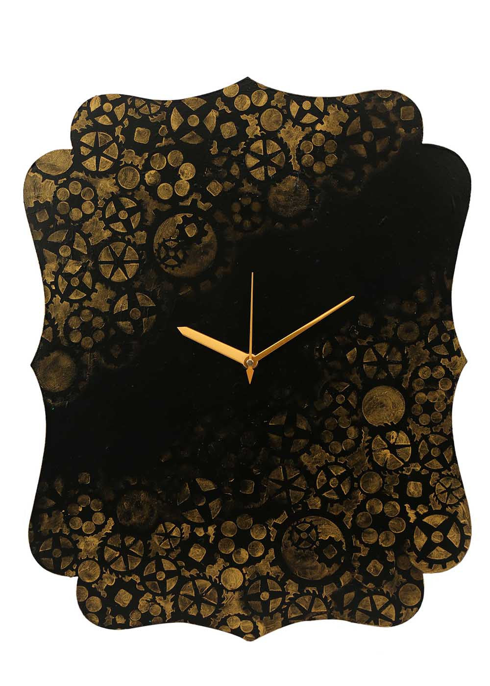 The Rustic Steampunk Wall Clock - RANGRAGE
