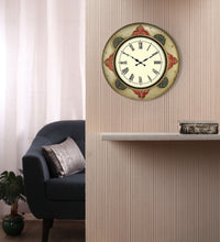 Handcrafted Vintage Royal Wall Clock