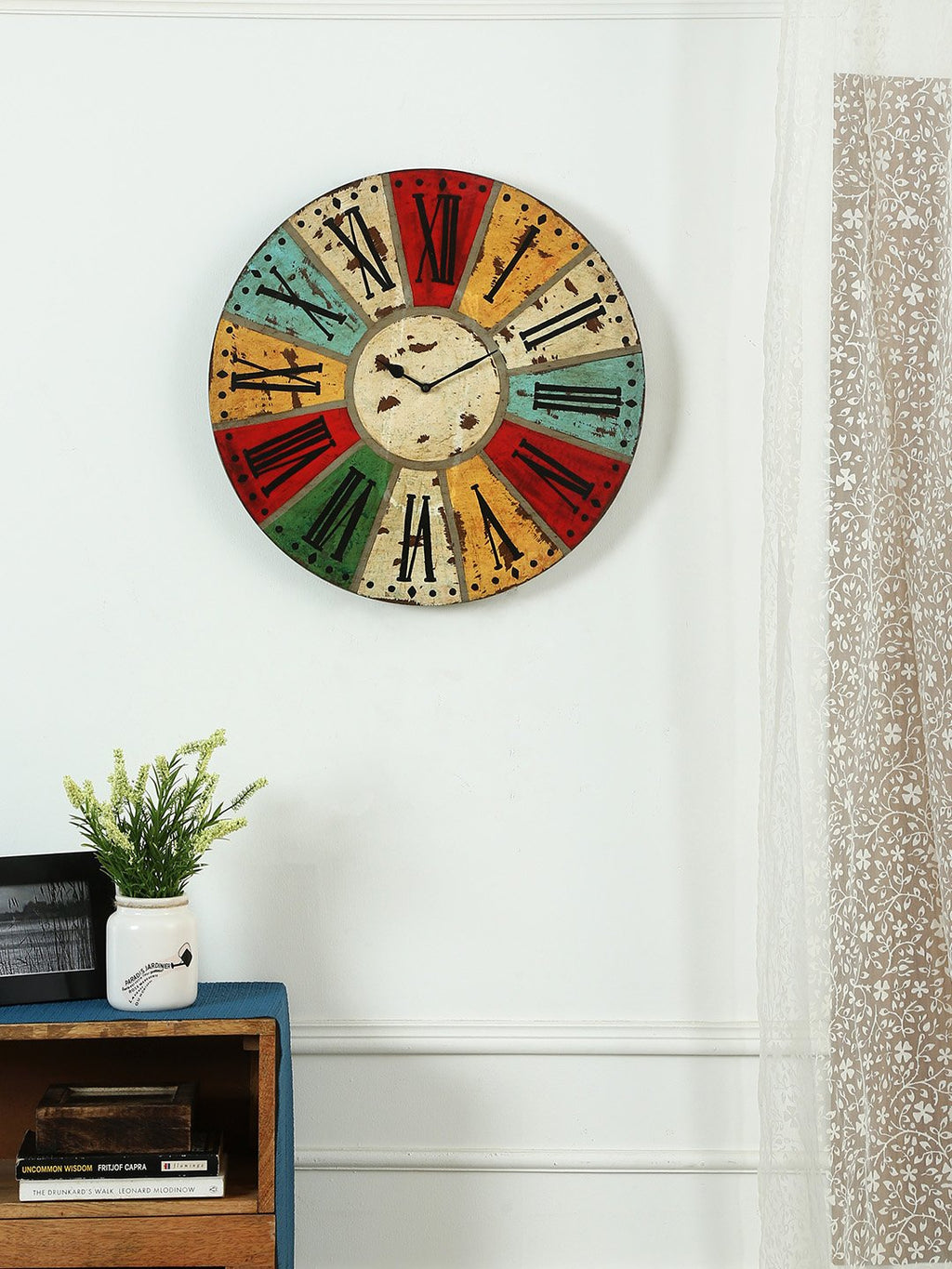 Abstract-Wall-Clock-Online