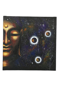Hand-painted Buddhist Believe Classic Painting - RANGRAGE