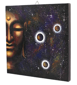 Hand-painted Buddhist Believe Classic Painting