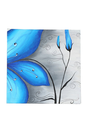 Hand-painted Floral Fantasy Classic Painting - RANGRAGE