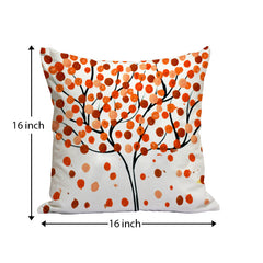 Handcrafted Autumn Festival Cushion Covers (Set of 2)