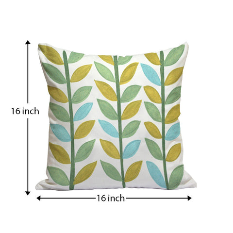 Handcrafted Spring Festival Cushion Covers (Set of 2)