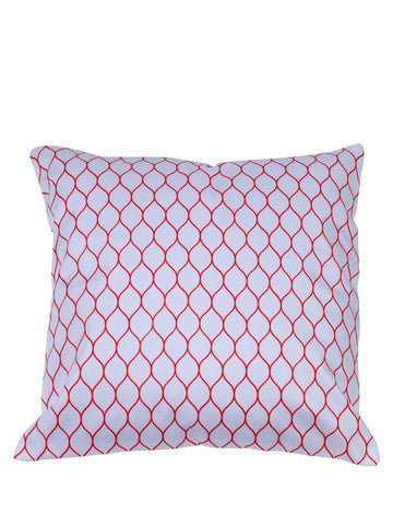 Handcrafted Geometric Accent Cushion Covers