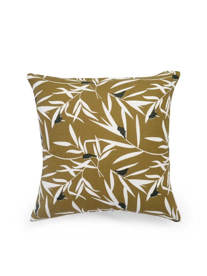 Hand-painted Umber Legacy Cushion Covers (Set of 5) - RANGRAGE - 2