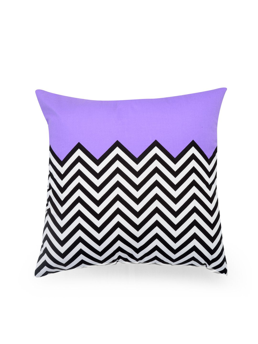 Hand-painted ZigZag Fest Delight Cushion Covers (Set of 5) - RANGRAGE - 6