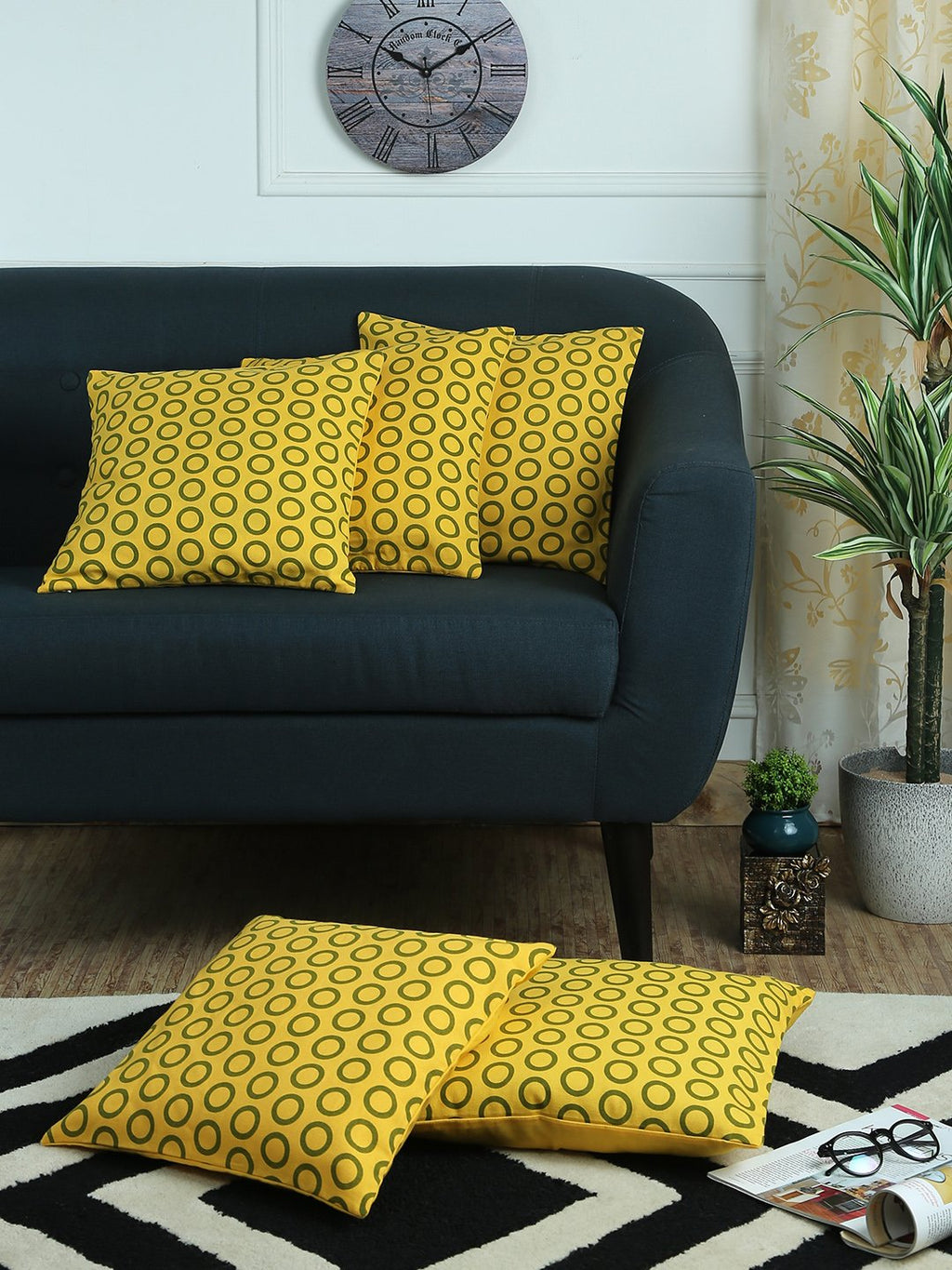 Handcrafted Cushion Covers Online