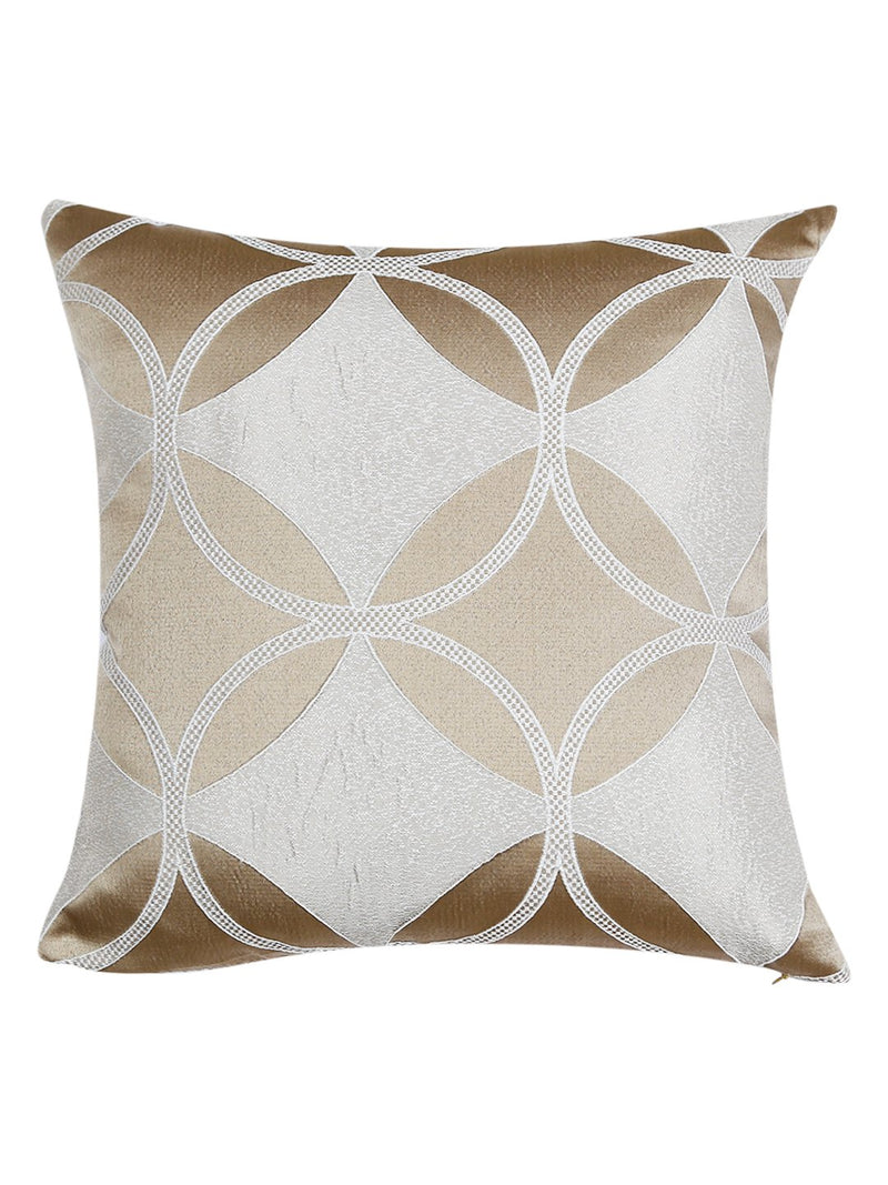 Designer Decorative Throw Pillow/Cushion Covers (40cm x 40cm) - Set of 5