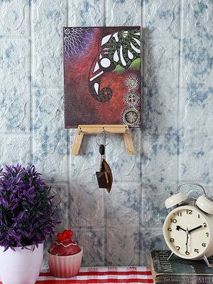 RANGRAGE Hand-painted Elephant Classic Key Holder