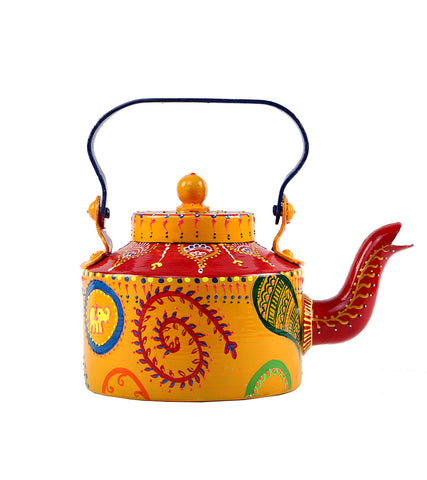 Hand-painted Color Tradition Kettle