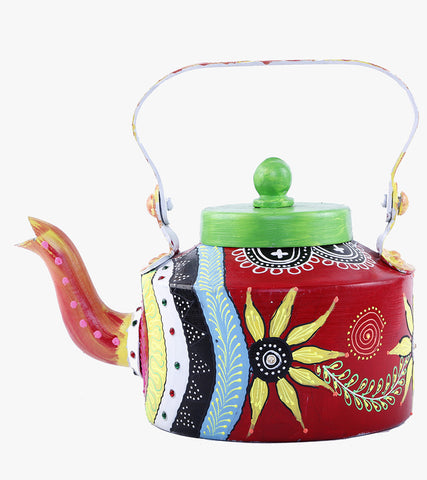 Hand-painted Color Love Kettle
