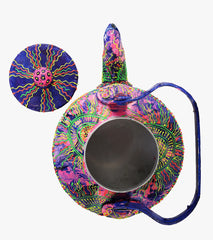 Hand-painted Cool Chaos Kettle - RANGRAGE