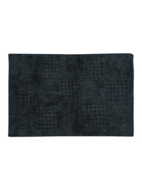 Microfiber Anti-Skid Large Bathmat (62x42cm, Grey) - Pack of 1