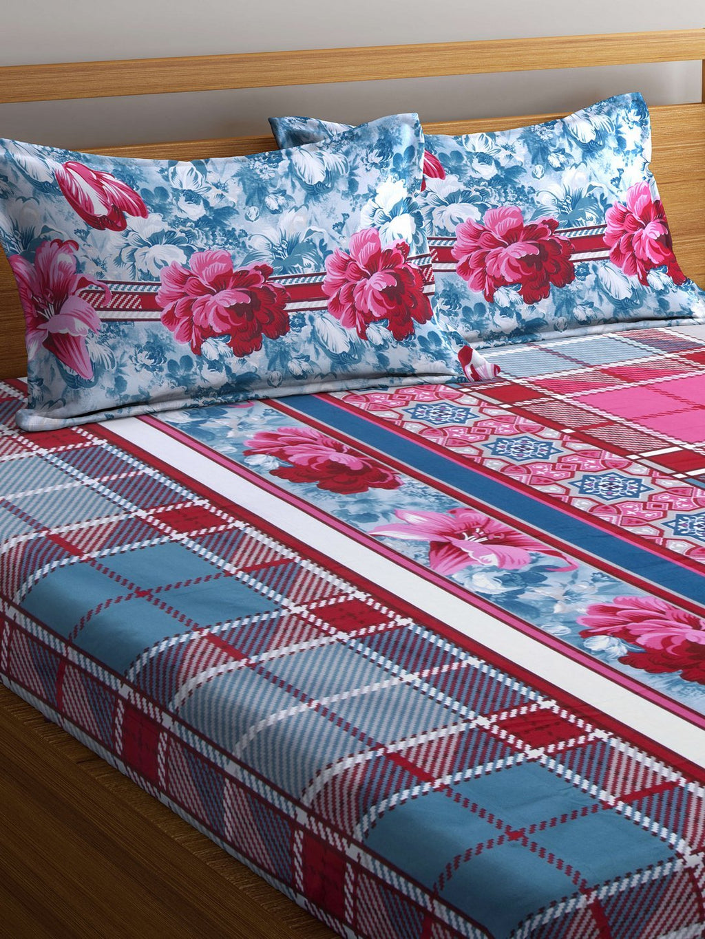 mafatlal-cotton-blue-180-tc-double-bedsheet-with-2-pillow-covers-HFBSARDLAS3038