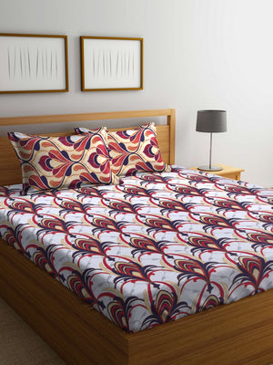 mafatlal-cotton-cream-144-tc-double-bedsheet-with-2-pillow-covers-HFBSASDLAS3031