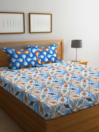mafatlal-cotton-blue-144-tc-double-bedsheet-with-2-pillow-covers-HFBSASDLAS3034