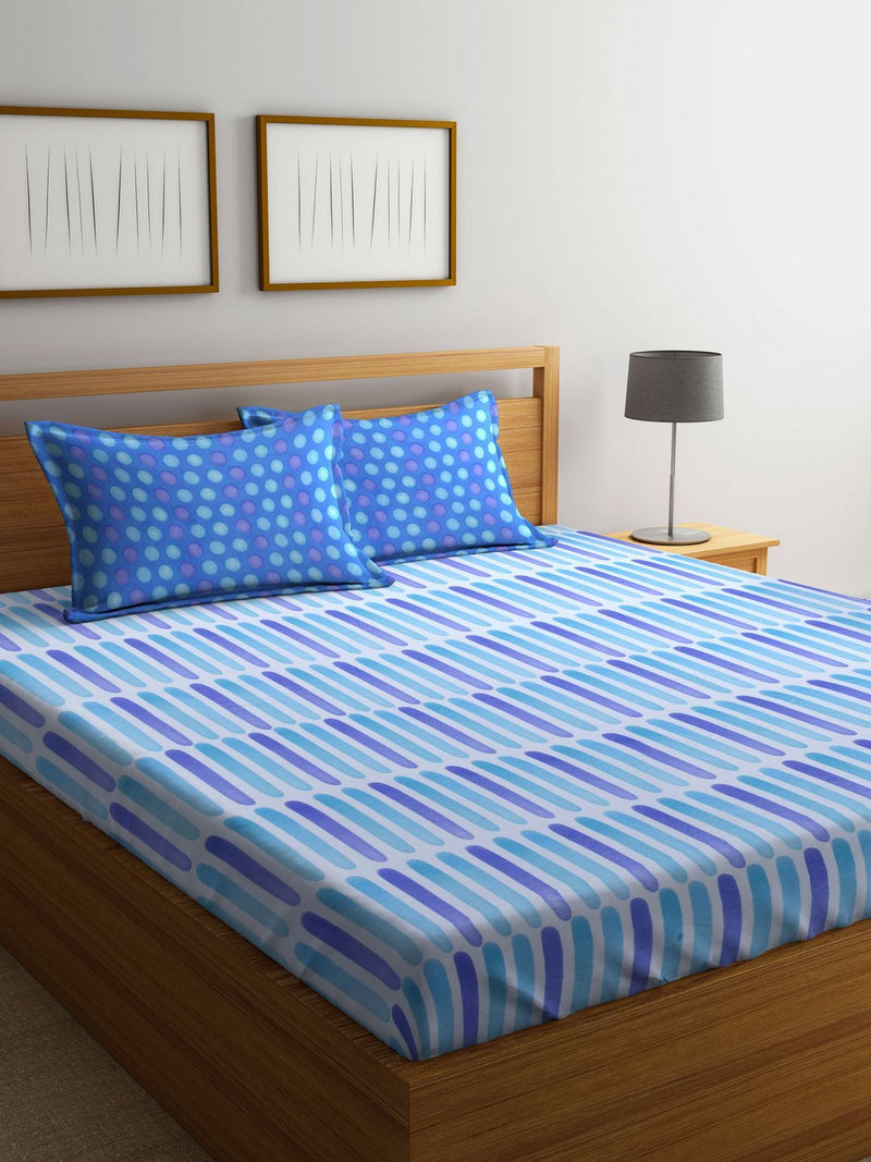 mafatlal-cotton-blue-110-tc-double-bedsheet-with-2-pillow-covers-HFBSFODLAS1002